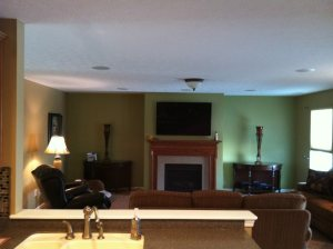 Grant Interior Painting After