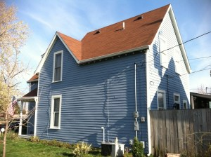 Guy Exterior Painting After