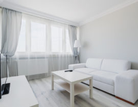 The Right Paint Job Can Make the Room Look More Spacious