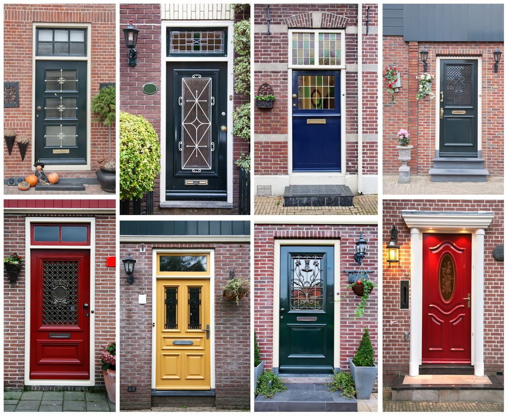 Six Tips For Picking Paint Colors The Front Door And Trim