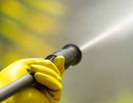 When Is the Best Time to Pressure Wash Your Home?