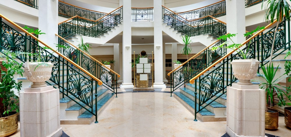 Refresh Your Hotel's Banisters