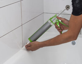 Prevent Water Damage with Proper Caulking and Sealing