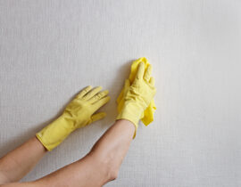 How to Wash Your Walls Without Damaging the Paint