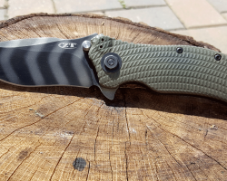 zero tolerance zt0301 folder knife review