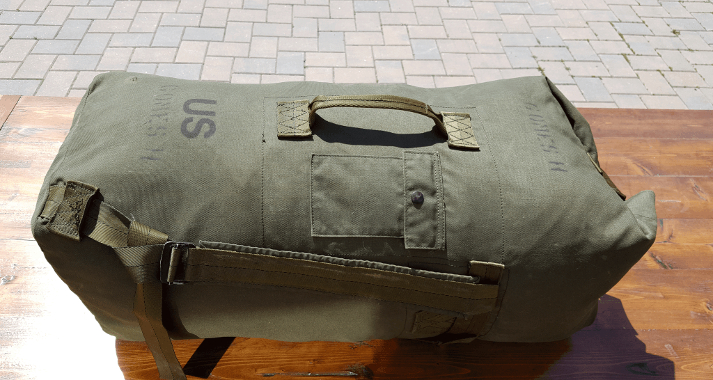 military issue duffel sea bag review