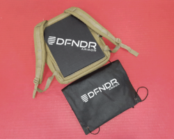 dfndr armor review