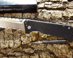 off grid folder knife review