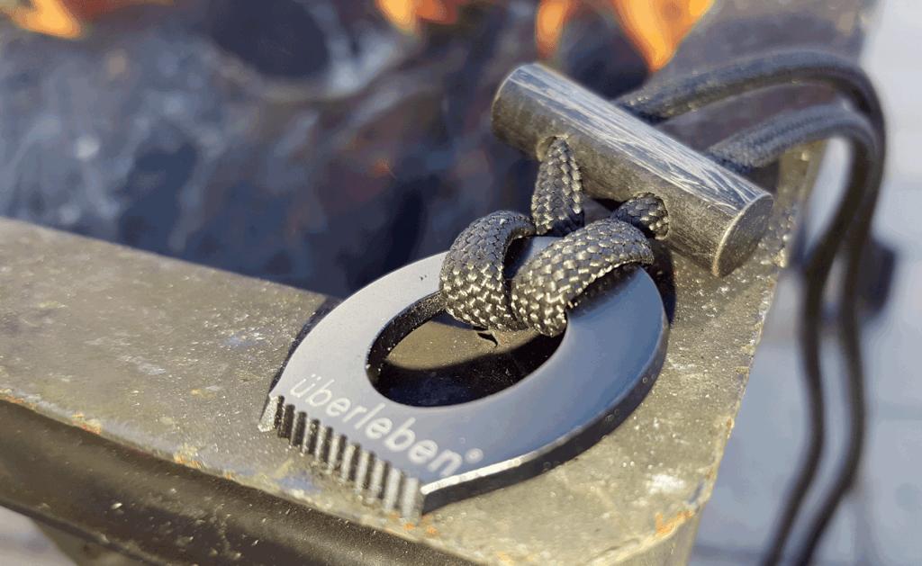 ferro rod in go bag