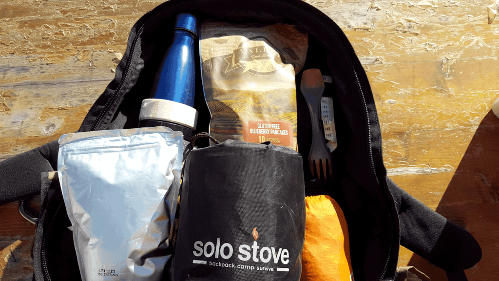 Long Term Food Storage: Prepared Meals