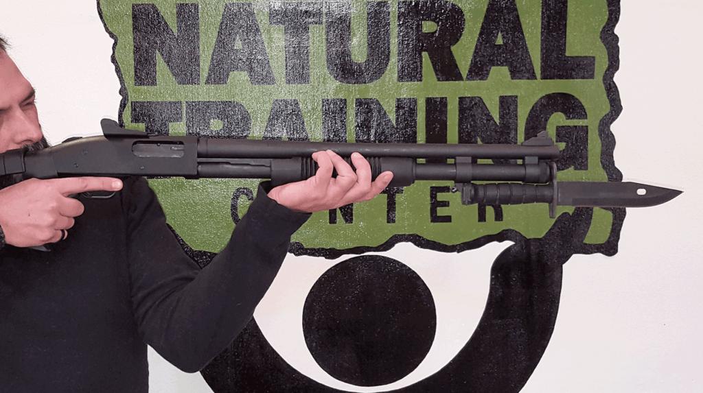 shotgun for home defense