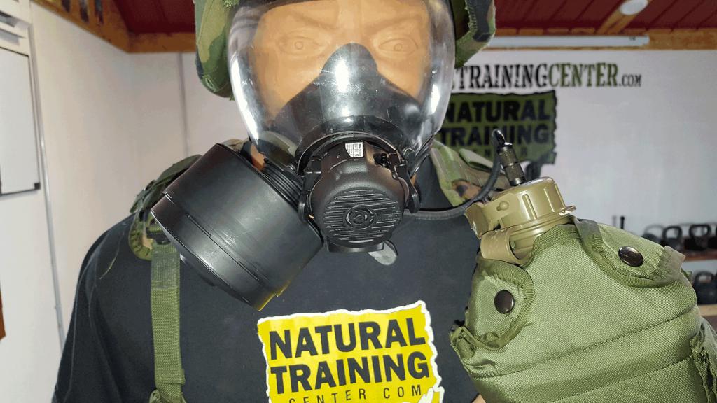 msa millennium gas mask
