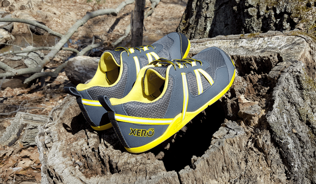 minimalist footwear part of your kit