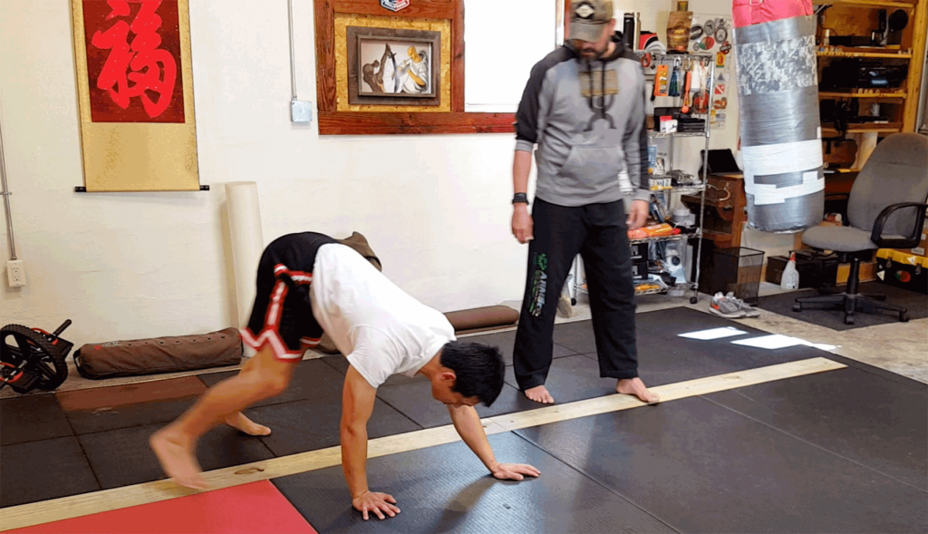 Crawl Your Way To Physical Preparedness