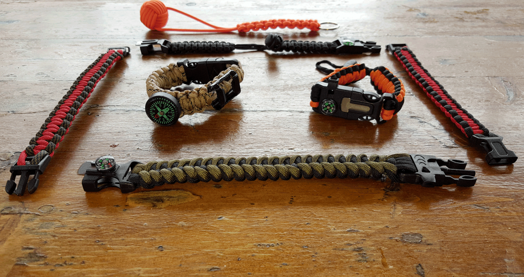 Paracord Bracelets: Are They Right For You?