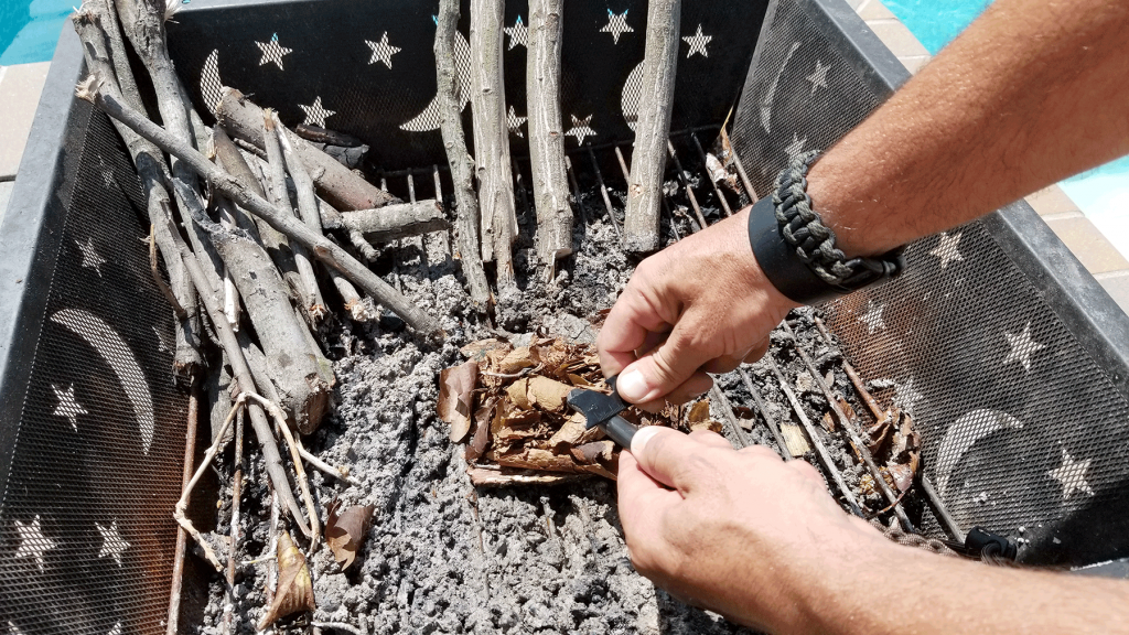 Why Every Survivalist Should Have A Fire Pit In Their Backyard