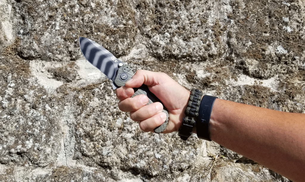 Using A Knife For Self Defense