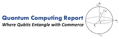 Quantum Computing Report Logo