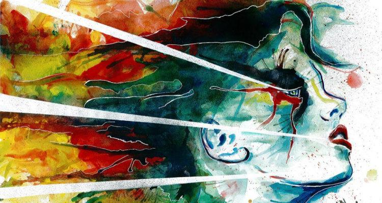 Vibrant and whimsical works of Alan Hurley