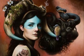"""""""Shamanka"""" by Scott Scheidly"""
