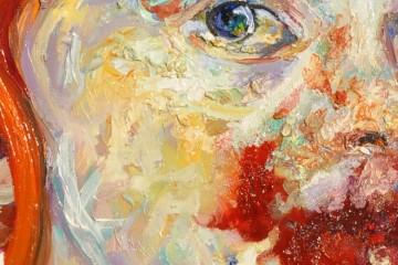 "Christina Tzani's ""Tender Wounds"" @ GalleryX, Dublin, Ireland - via beautiful.bizarre"