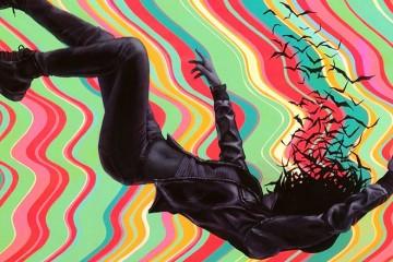 "Casey Weldon: ""Stray Voltage"" @ Distinction Gallery - via beautiful.bizarre"