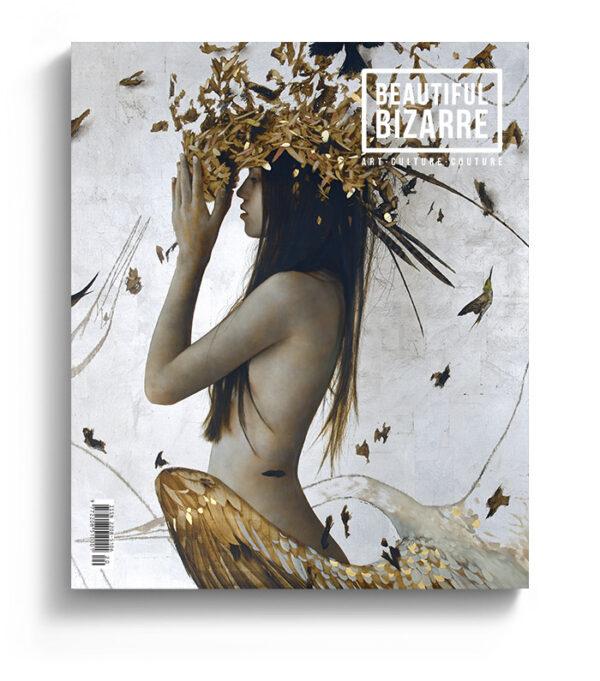 brad kunkle figurative painting beautiful bizarre art magazine