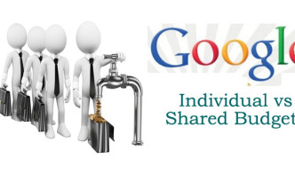 Individual Vs. Shared Google AdWords Budgets