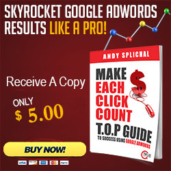 Make Each Click Count - T.O.P. Guide To Success Using Google AdWords