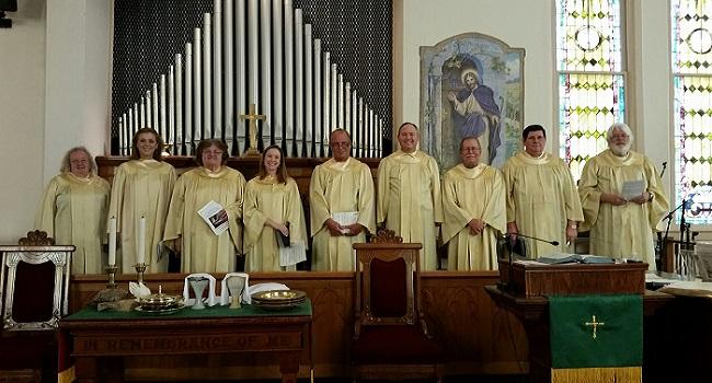 FUMC Choir September