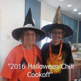 2016 FUMC Chili Cookoff