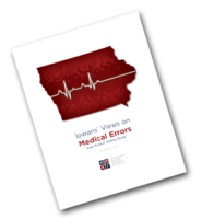 Iowa Patient Safety Study – Iowans' Views on Medical Errors©