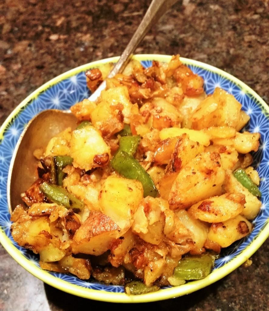 Basilacata Home Fries