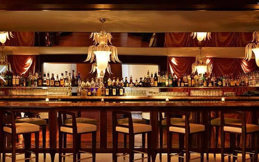 Delano Rose Bar