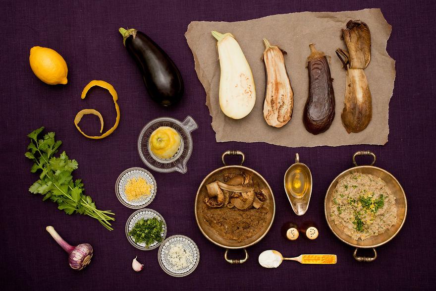 Deconstructed Recipes