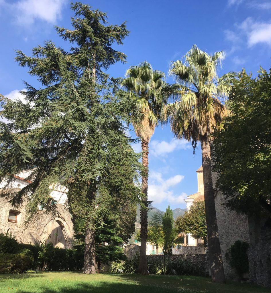 Ravello and the Rufolo Gardens