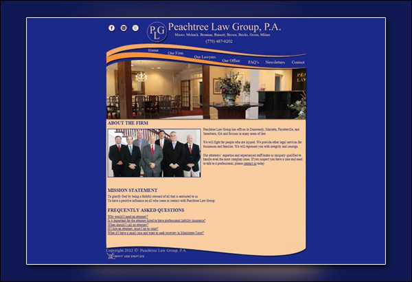 Peachtree Law Group