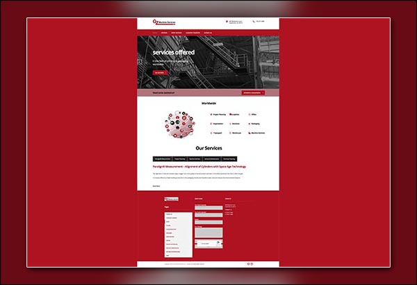 GZ Website by Vibrant Web Creations in Fayetteville GA