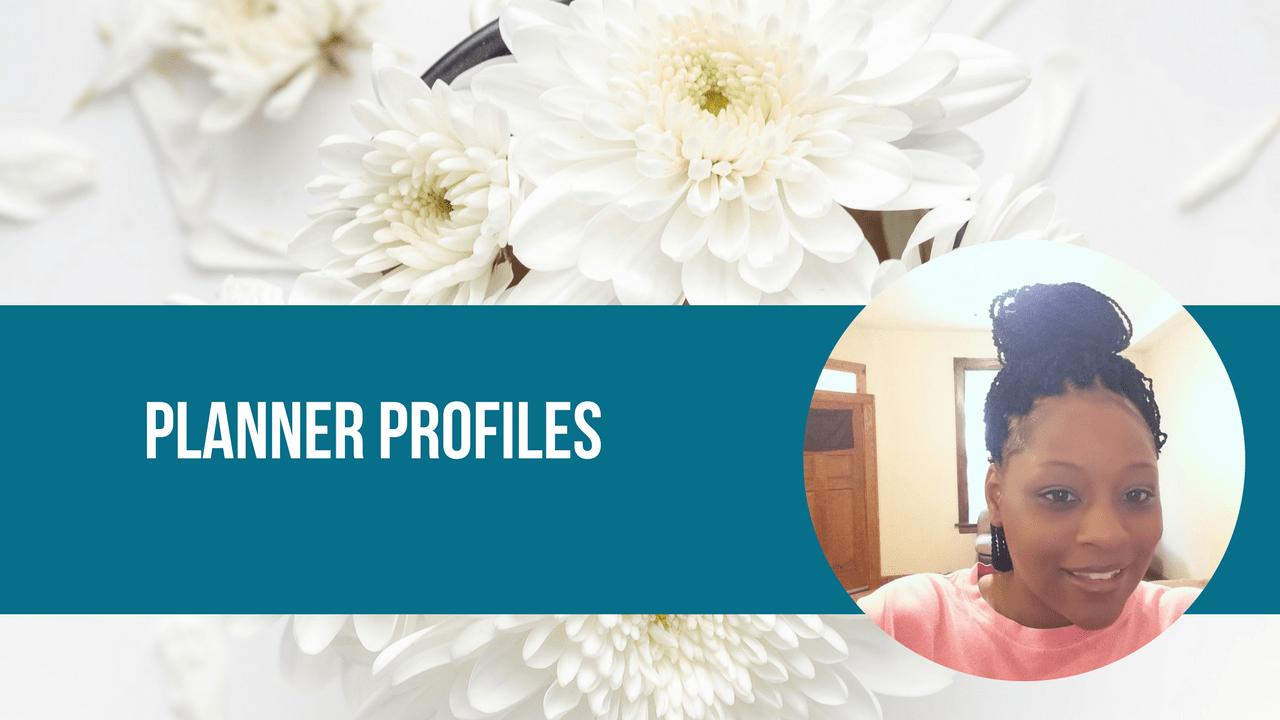 Planner Profiles Kearston Dunn