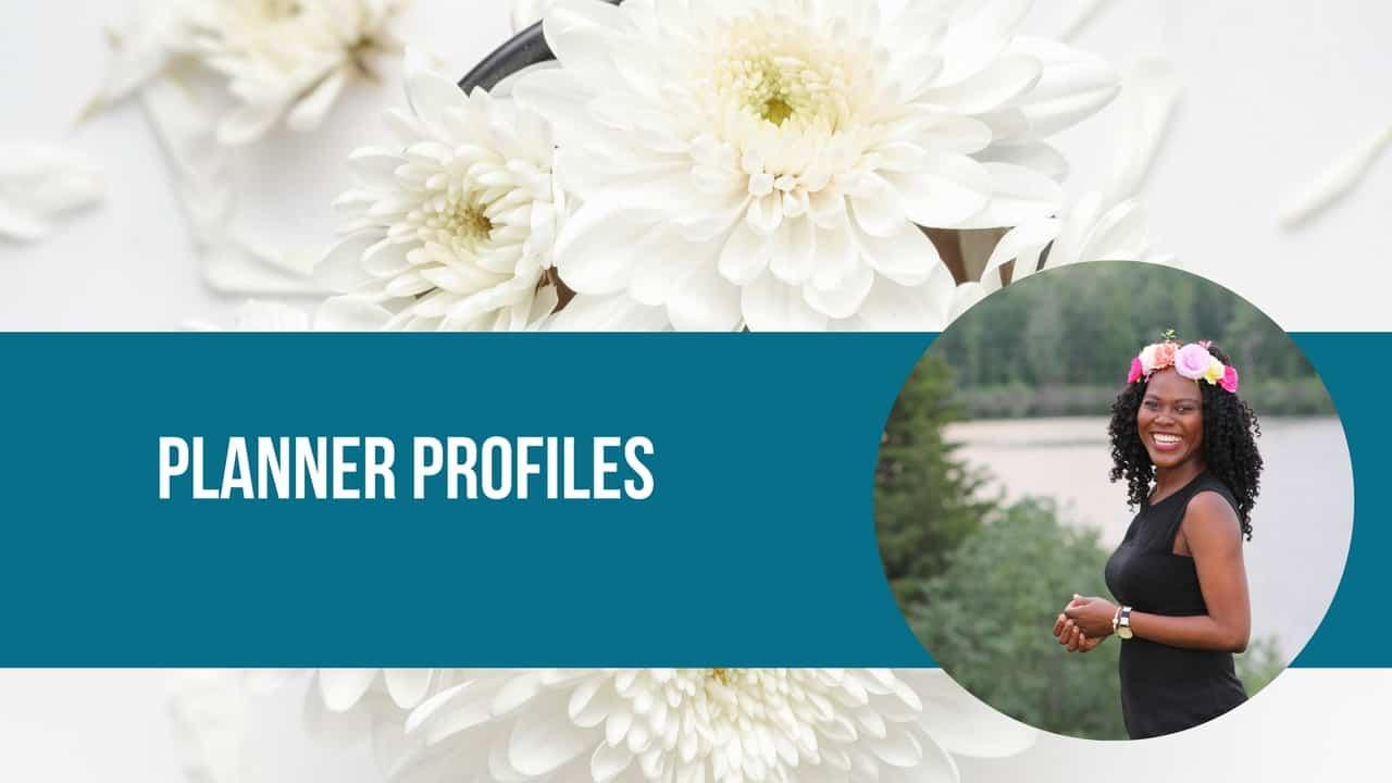 Planner Profiles Dieulita Datus