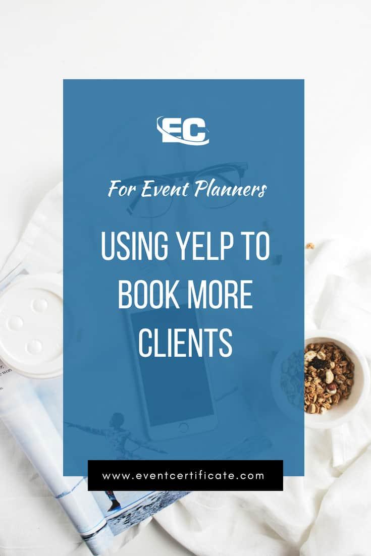 yelp event planning pinterest