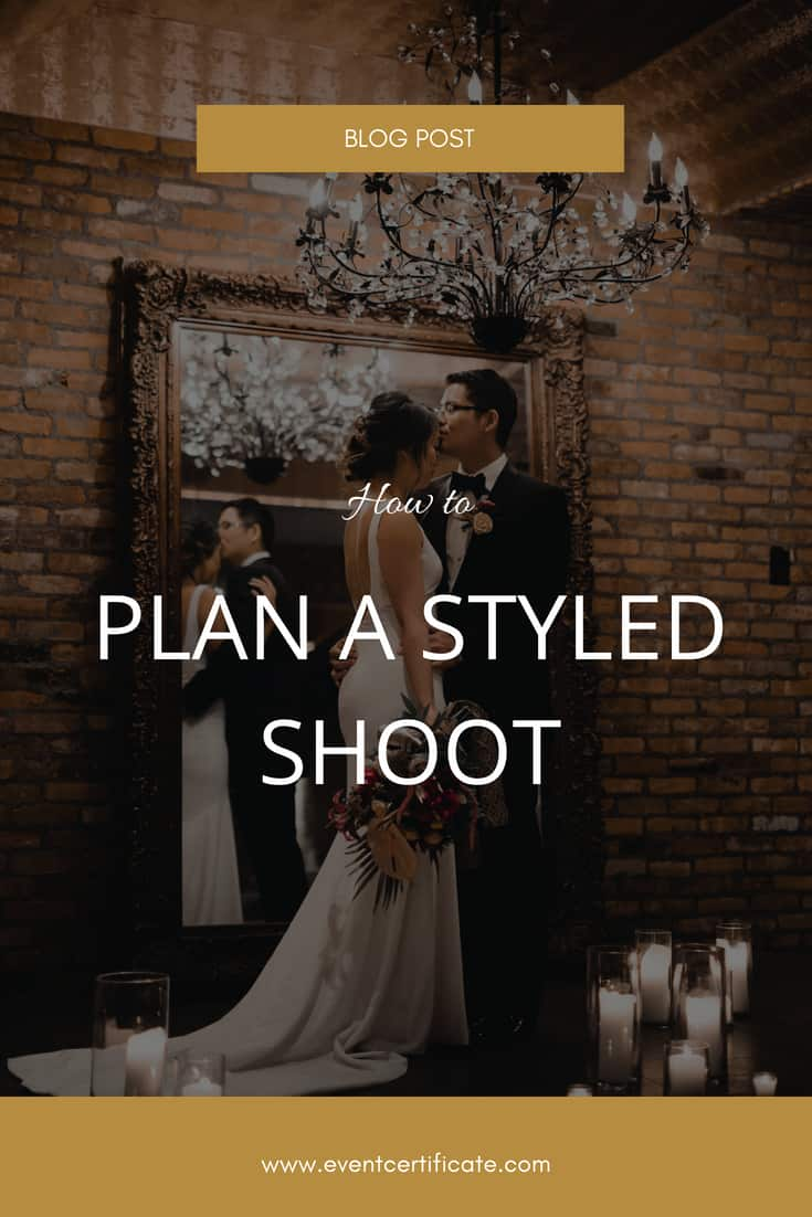 styled shoot pinterest