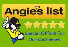 Special Offers For Our Angie's List Customers