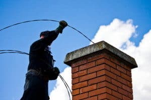 Extreme Chimney Cleaning