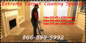Extreme carpet cleaning discount