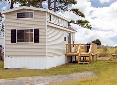 New Point RV Resort cottage