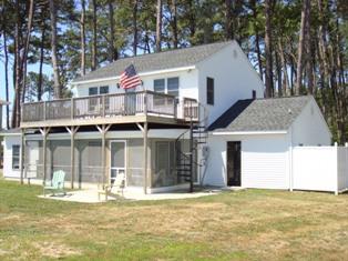 Sandbar vacation home rental