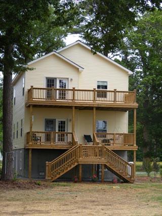 Barking Dog cottage rental