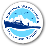 Virginia Watermen's Heritage Tours logo