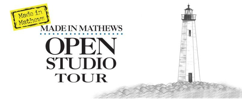 Made in Mathews Open Studio Tour logo